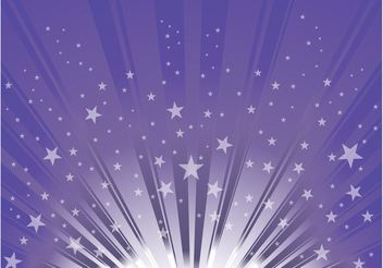 Vector Stars Background - vector #154947 gratis
