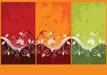 Spring Graphics - vector #155177 gratis