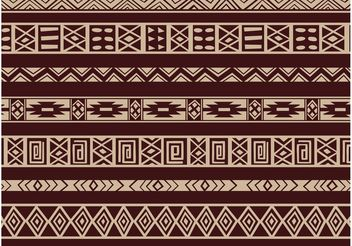 Clothing Pattern Vector - бесплатный vector #155197