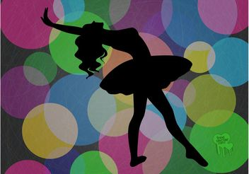 Dance Of Joy - vector gratuit #155787