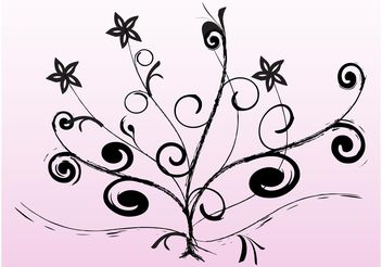 Vector Bouquet - Free vector #157067