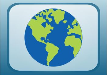 Planet Earth Image - Free vector #159837
