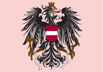 Communist Eagle - Free vector #160067