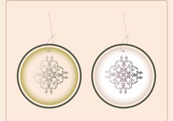 Jewelry Designs - Free vector #161147