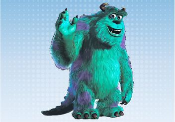 Sulley - Free vector #162287