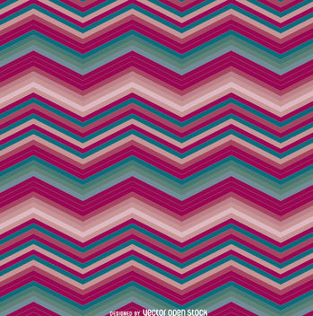 Zig Zag Abstract Background - vector #162637 gratis