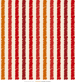 Orange red scribble stripes - vector #162927 gratis