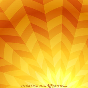 Abstract Rectangles Formed Glowing Sunbeam - vector gratuit #164137