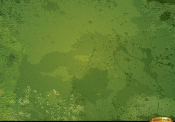 Green Grunge rustic background - vector gratuit #166197