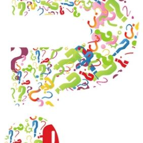 Question Mark - Free vector #168867