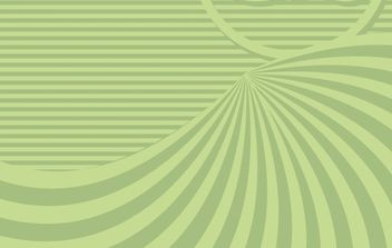 NixVex Free Vector of Op Art Background in Green - Kostenloses vector #170007