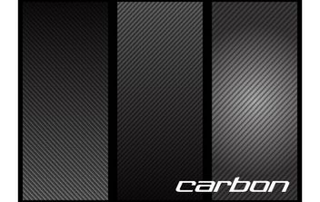 Carbon fiber patterns - Free vector #170077