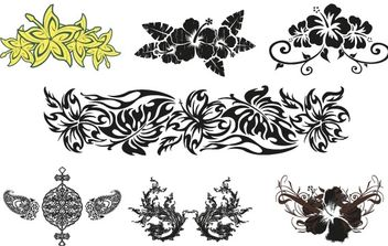 Practical pattern vector material - бесплатный vector #172497