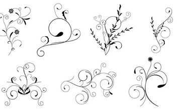 Foliages by Artbox7.com - vector #172807 gratis