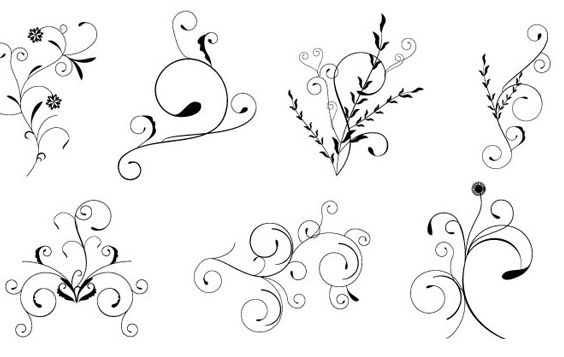 Foliages by Artbox7.com - Free vector #172807