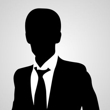 Business man avatar vector - vector gratuit #173557