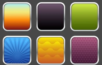 App Icons - Free vector #174897