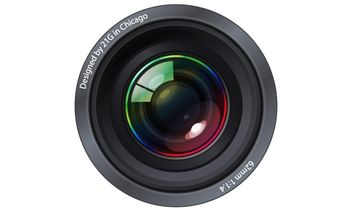 Ultra-Realistic Camera Lenses - vector gratuit #175877