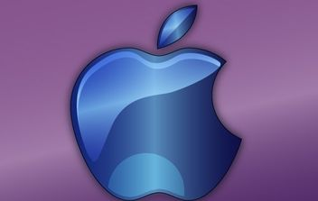 Apple Logo Vector - vector gratuit #175897