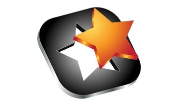 3d star vector icon - vector #177607 gratis