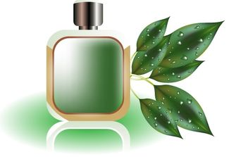 Perfume Bottle - Free vector #177687