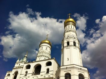 Moscow Kremlin temple - Kostenloses image #182757