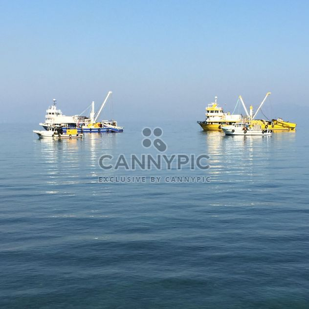 fishing boats - image gratuit #182927