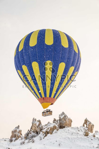 Hot air balloon, Cappadocia, Turkey - image gratuit #183037