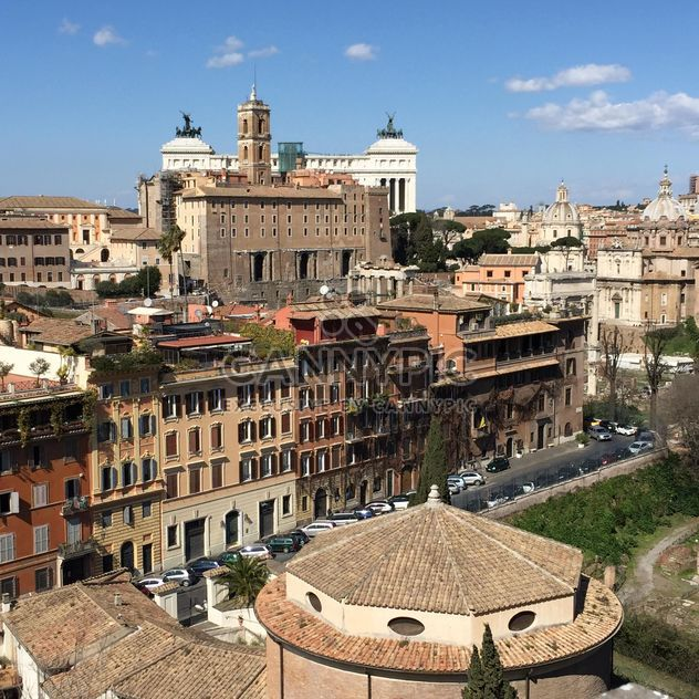 Architecture of Rome, italy - бесплатный image #183097