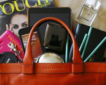 Typical Woman's Bag - Kostenloses image #183267