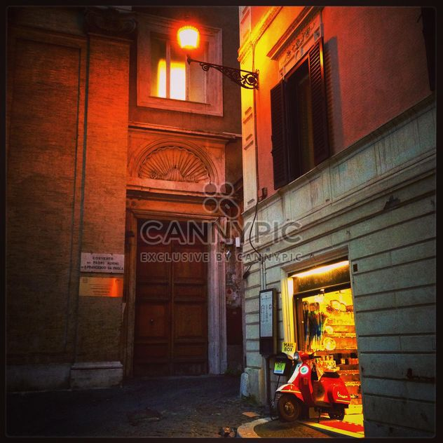 Building in Rome - Free image #183607