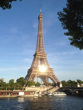 Eiffel Tower - Free image #183897