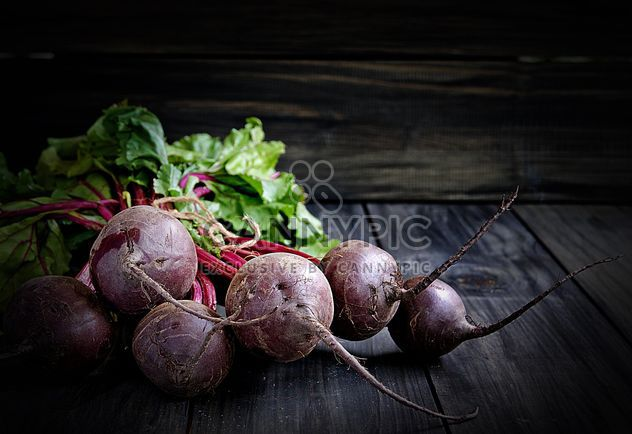 Beetroot close up - image #183927 gratis