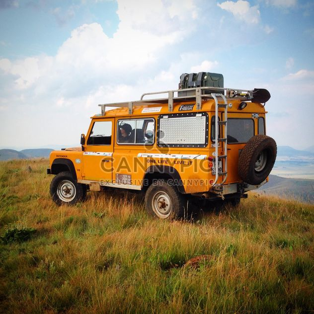 Defender South Africa - Free image #184257