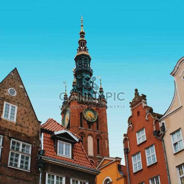 Streets Of Gdansk - Free image #184477