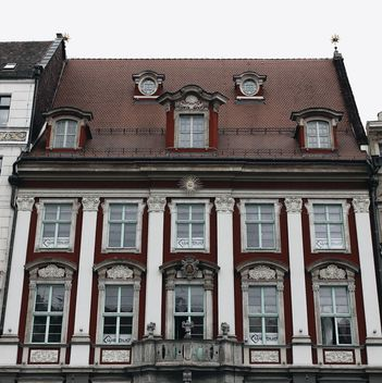 Wroclaw architecture - Free image #184507