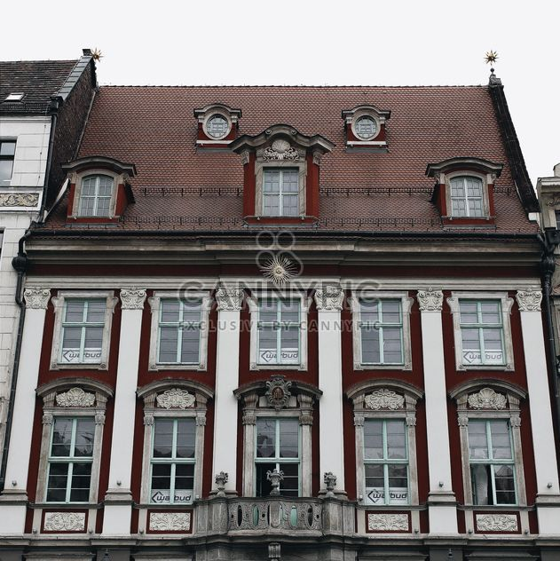 Wroclaw architecture - Kostenloses image #184507