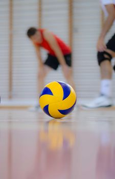 volleyball ball - image gratuit #185797