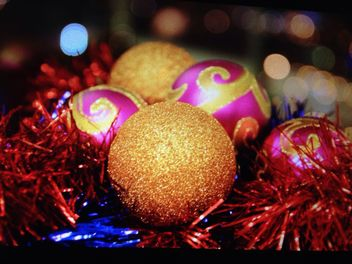 Christmas decorations - image #185867 gratis
