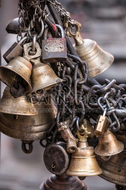 Bells and locks - image gratuit #185967