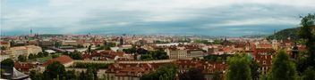 Panorama of Prague - Kostenloses image #185977