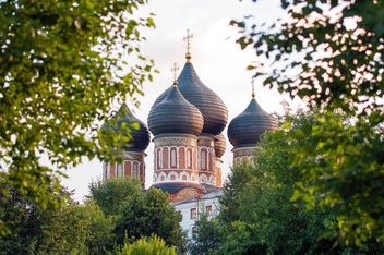Domes of the church - image #186057 gratis