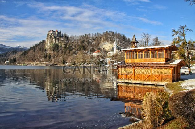 vista do Lago de Bled - Free image #186897