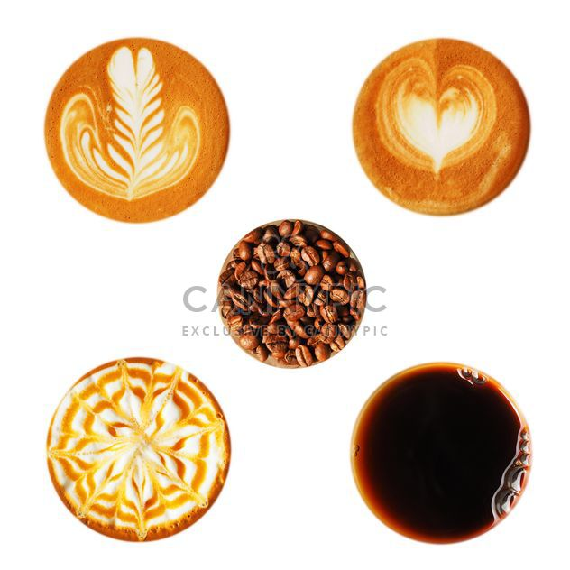 Cups of coffee - image gratuit #186977