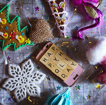 Christmas decoration - image #187357 gratis