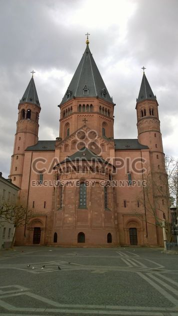 Mainzer Dom cathedral in Mainz - бесплатный image #187867