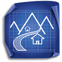 Mountain Region - icon gratuit #189377