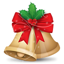 Christmas Bells - Free icon #189707