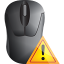 Mouse Warning - icon gratuit #190397