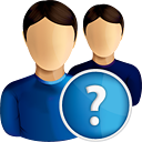 Users Help - icon #190567 gratis